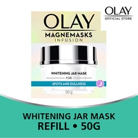 Olay Magnemasks Infusion Whitening+Magnetic Infuser
