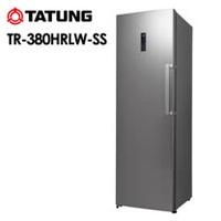 TATUNG大同 380公升自由配冷藏冰箱(TR-380HRLW-SS)