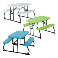 【小如的店】COSTCO好市多線上代購~Lifetime 兒童折疊桌椅(1入)