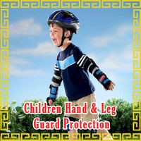 Children Hand Leg Guard/scooter/electric/rechargeable/bicycle/tricycle/3 wheel/electric