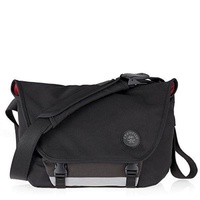 Crumpler Mens The Moderate Embarrassment Messenger Bag Black - intl