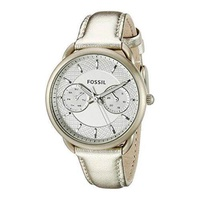 [Fossil] Fossil Women's ES3912 Analog Display Analog Quartz Gold Watch [From USA] - intl
