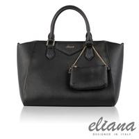 eliana-Natasha 系列兩用型天使包(經典黑) EN130S02BK