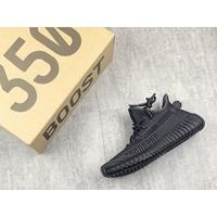 Adidas Yeezy 350 v2 椰子 黑天使 純黑 黑武士 FU9013