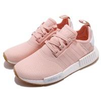 Kumo shoes-Adidas NMD R1 Pink 粉 粉白 淡粉 乾燥玫瑰 爆款 女神 編織 BB7588