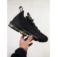 Nike Lebron LBJ16詹姆斯黑金籃球鞋