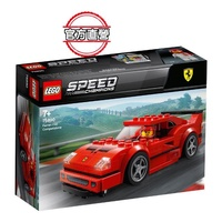 【LEGO 樂高】極速賽車系列 Ferrari F40 Competizione 75890 積木 賽車(75890)