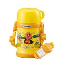 麵包超人象印ZOJIRUSHI 不鏽鋼304 兒童保溫保冷杯(絕版品)