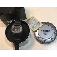 日本限定 絕版 GW-5000B-1JR 日本製 Casio 5600太陽能 6局電波錶 卡西歐