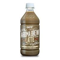 UCC艾洛瑪拿鐵咖啡525ML【愛買】