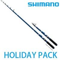 漁拓釣具 SHIMANO HOLIDAY PACK 20-180T (小磯竿)