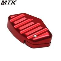 New X-MAX Xmax300 17-18 Side Column Auxiliary Seat Side Kick Foot Tripod Aid ——(Red 1 pcs)