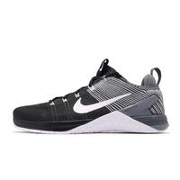 Nike 訓練鞋 Metcon DSX Flyknit 2 黑 灰 男鞋 924423-010 【ACS】