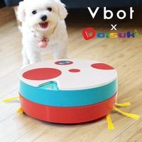 Vbot x Daisuki i6 三代聯名限量 掃+擦 智慧鋰電池 慕斯蛋糕 掃地機器人