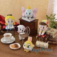 日版 Sega 景品  & y♡u &you 迪士尼 愛麗絲 小飛象 小木偶 101忠狗 邦妮兔 趴趴 娃娃 吊飾