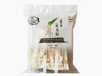 蘆薈關廟麵-(純素)原味麵+黑芝麻醬-120g