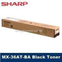 [Original] Sharp MX-36AT-BA Black Toner for Sharp MX-2610N, MX-3110N , MX-3610N, MX-2615N, MX-3115N, MX-3640N, MX-2640N,MX-3140N  mx36atba mx 36 at ba mx 36at ba mx36 mx-36
