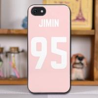 BTS - Jimin Mobile Phone Case Iphone Case
