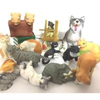 貓町物語 貓國物語  貓 yujin  盒玩 轉蛋 非海洋堂