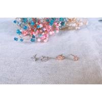 出清【Over_buy】韓-925銀針 浩瀚宇宙-3色 A02-020 | 耳環 耳夾 飾品
