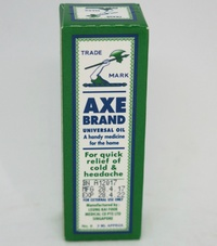 Axe Brand Universal Oil Medicated Oil 3ML