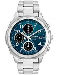 Seiko SEIKO chronograph SND 193 watch [Direct from JAPAN]