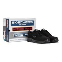 好市多 Skechers 男輕量工作防滑鞋