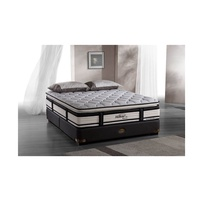 Hilker GRUND ACACIA Queen Size Latex Pocketed Spring Mattress (also available in King, Super Single and Single size)