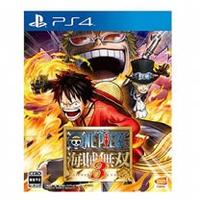 PS4遊戲 航海王:海賊無雙 3 中文版