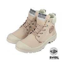 Palladium Pampa 粉色 尼龍 防水 軍靴 休閒鞋 女款NO.B0789【新竹皇家 76259-612】