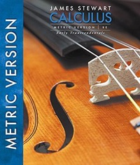Calculus: Early Transcendentals, 8/e (Metric Version) (Hardcover)