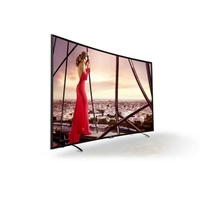 TCL 55P3CUS 55 inch curved plate television 4000R best curvature Original ecological HDR 64 Bit 14-core processor RGB true 4K Ultra HD TV