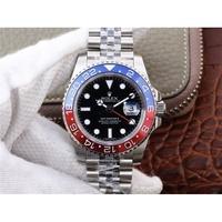 *精品* Rolex 勞力士 N廠 2836機 紅藍可樂圈 男士機械腕錶(全蝦皮🔥手錶寄出前提供實物/視頻)勞力士手錶