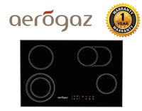 Aerogaz 80cm 4 burner built-in Vitroceramic Hob AZ7528VC