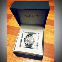 [偉仔的狗窩] CITIZEN 星辰錶 AW1520-51E 光動能 防水 寶島鐘錶購買