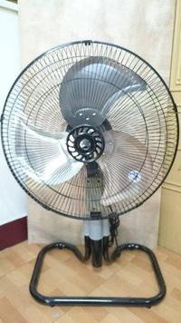 免運 黑巨鯨強力18吋工業電扇TH-1812~環電扇、電風扇、立扇、桌扇、涼風扇、工業扇《八八八e網購