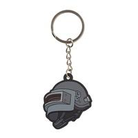 絕地求生 PUBG 3級頭盔 鑰匙圈 [美國公司貨] [現貨]