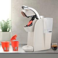 填充式咖啡膠囊2.0k cup篩檢程式美國kuerig機型重複使用不銹鋼殼lp36  帶刷子 [Life]