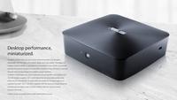 ASUS VivoMini UN45H/62H/65H - Mini PC size that fits the future