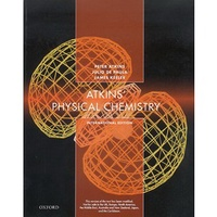 Atkins` Physical Chemistry International Edition (11/e)