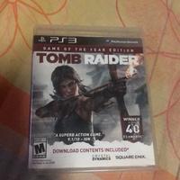 TOMB RAIDER (PS 3)มือสอง