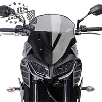 yamaha mt09 mt - 09 2017 2018 sports edition block front windshield guide cover