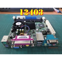 【全冠】FREETECH P6F212◇主機板 Mini-ITX VIA C3-800Mhz [17x17cm]