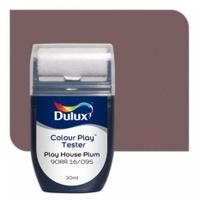 Dulux Colour Play Tester Play House Plum 90RR 16/095