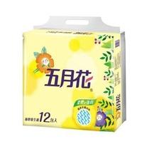 五月花 花園版抽取式衛生紙100抽*12包*6串/箱