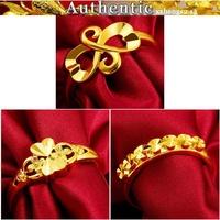 916 gold ring love ring