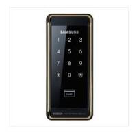Samsung Ezon Smart Door Lock SHS-D500 Smart Digital DoorLock - intl