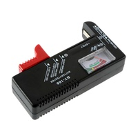 AA/AAA/C/D/9V/1.5V ButtonCellBatteryVoltTesterChecker Aa Battery Test