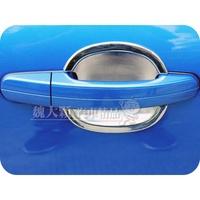 3件免運【魏大顆】Focus 5D/4D(05-12)專用 鍍鉻門把內蓋(一組4件)ー防刮門碗 Mk2 Mk2.5