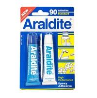 Araldite Standard Epoxy Adhesive (2 Tubes X 17ML )
